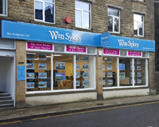 William Sykes Estate Agents, Slaithwaite