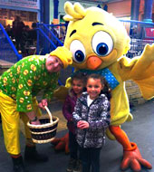 Easter Eggstravaganza at Queensgate Market